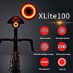 Houkiper-COB-LED-EnSca-Lens-Fanale-posteriore-per-bicicletta-Indicatore-di-direzione-Luce-freno-USB-Ricaricabile