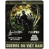 Guerre du Vietnam - Coffret 4 films : Apocalypse Now + Platoon + Full Metal Jacket + Voyage au bout de l'enfer