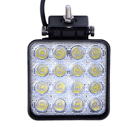 48W Foco LED Off Road trabajo lámpara de luz