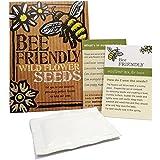 Las semillas de la Abeja-friendly flor salvaje