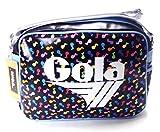 GOLA Black/Multi Melody Redford Shoulder/Messenger Bag