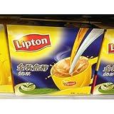 Lipton Hong Kong Stil Gold Instant 3in 1Milch Tee reichen und glatten 20Stück