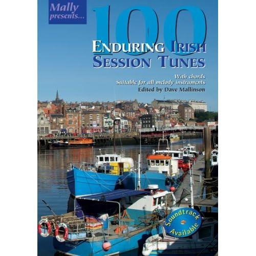 100 Essential Irish Session Tunes (Mally Presents) by Dave Mallinson (Editor), Bruce M. Baillie (Illustrator) (31-Aug-1995) Paperback