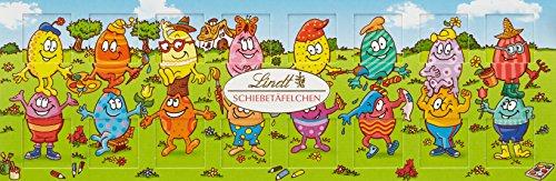 Lindt & Sprüngli Schiebetäfelchen Ostern, 3er Pack (3 x 96 g)
