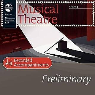 AMEB Musical Theatre Preliminary Grade (Piano Accompaniments)