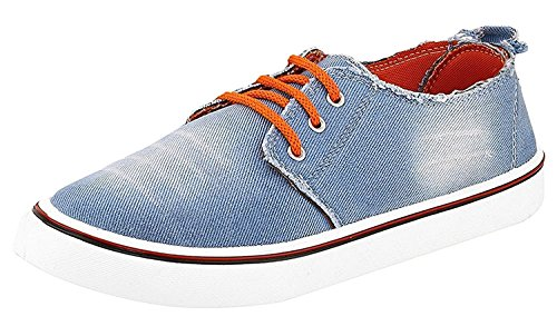 Maddy Top Quality Denim Sneaker Shoes For Men In Various Sizes (9)