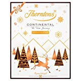 Thorntons Continental Advent Calendar, 278g