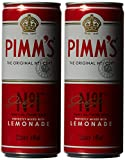Product Image of Pimm's and Lemonade Pre-Mixed and Ready to Drink Can, 12 x...