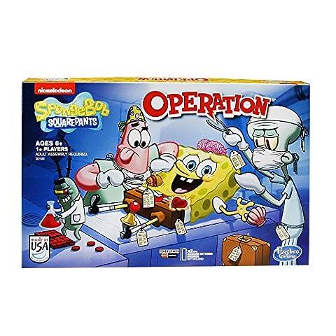 SpongeBob SquarePants Operation