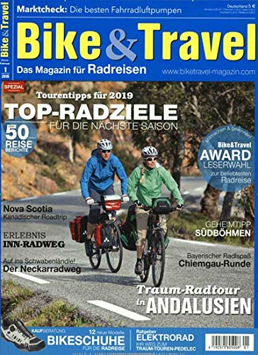 Bike & Travel Spezial 1/2019