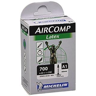 Michelin Latex Aircomp PV Tube - Black, 60 mm