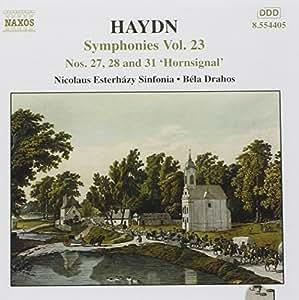 Haydn: Symphonies Vol.23