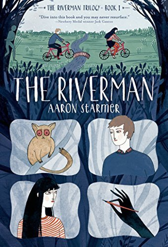 The Riverman (The Riverman Trilogy) by Aaron Starmer (2015-03-17)