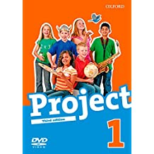 Project 1 Third Edition: Project 1: Class DVD Edition 2008: Level 1 (Project Third Edition) - 9780194763325