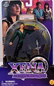 Xena - Princesse Guerrière - Figurine 13 cm - Roi des voleurs Autolycos avec grappin et poignard
