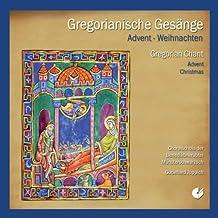 Cantos Gregorianos: Adviento, Navidad / Choralschola Der Benediktinnerabtei Munsterschwarzach - Joppich