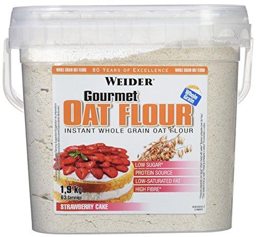 Gourmet Oat Flour es una harina de avena integral instantánea que tiene todos los beneficios de la avena, alimento natural completo y nutritivo que, además, es uno de los cereales con mayor aporte proteíco. La avena aporta energía, proteína, fibra, v...