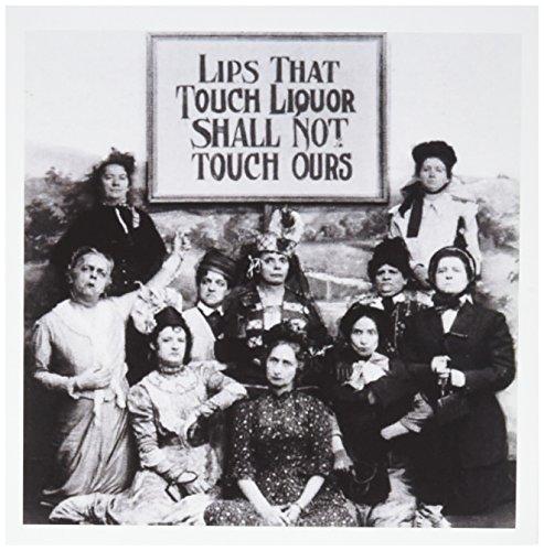 3dRose gc_46926_2 Grußkarten, Motiv Lips That Touch Liquor, Humor, Humor, lustig, Film, Thomas Edison, 15,2 x 15,2 cm, 12 Stück