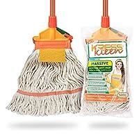 KRESS Kleen Massive Cotton Wet Mop (500g)