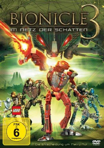 Bionicle 3 - Im Netz der Schatten (Lego Bionicle-bücher)