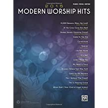 Modern Worship Hits 2015: Piano/Vocal/guitar