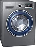 Samsung WW70J5435FX/EG Waschmaschine Frontlader/A+++ / 1400 UpM / 7kg / 85 cm Höhe/grau / Digital Inverter Motor