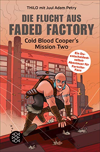 Die Flucht aus Faded Factory: Cold Blood Cooper's Mission Two