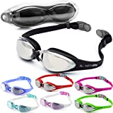 Swimming Goggles by SWIM ELITE - BLACK - Best Reviews Guide