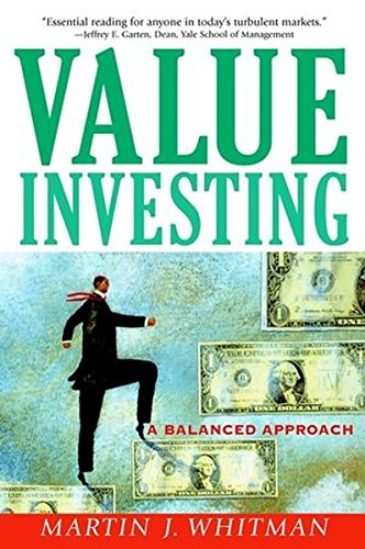 Value Investing: A Balanced Approach (Frontiers in Finance Series)