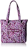 Best Vera Bradley Lilacs - Vera Bradley Iconic Vera Tote-Signature, Lilac Paisley Review