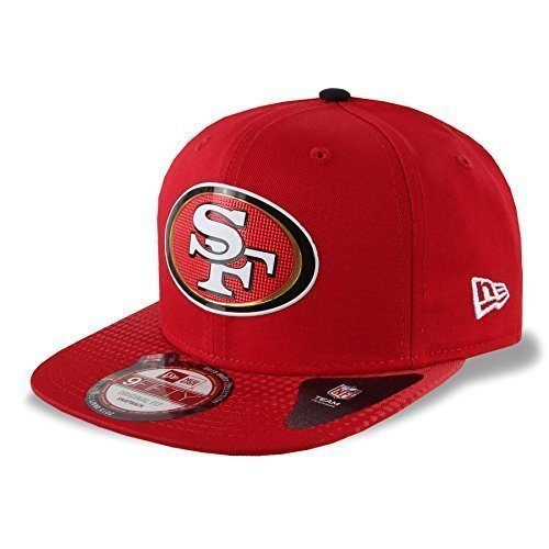 New Era 950 Snapback Cap 2015 Draft Seahawks Raiders Patriotes etc. 22 Modèle San Francisco 49ers #2243