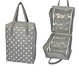2 x Schuhtasche für 12 Paar Schuhe Tasche Sporttasche Reisetasche Aufbewahrung Neu
