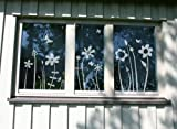 Glass Tattoo - Motif MEADOW - frosted window film by Lovala