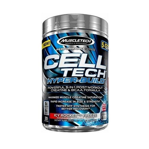 Muscletech Performance Series Cell-Tech Hyper-Build (480g) Fruit Punch