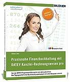 DATEV Kanzlei Rechnungswesen pro / Mittelstand pro: Das komplette Lernbuch für Einsteiger: Von der Einführung bis zum Jahresabschluss - Günter Lenz