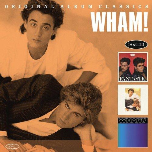 Oac 3cd Slipcase - Wham [3 CD]