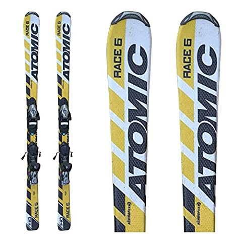 Ski occasion junior Atomic Race 6 jaune +