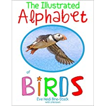 The Illustrated Alphabet of Birds (English Edition)