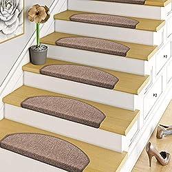 Snapstyle Trend Schlinge Stufenmatte Strong Braun (halbrund) einzeln oder im 15er Set