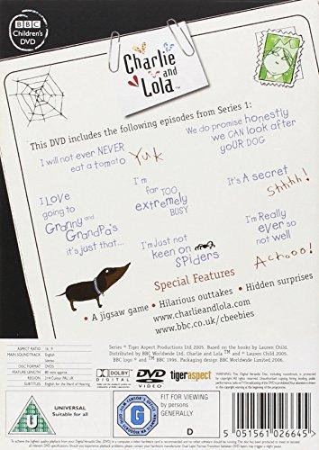 Charlie and Lola - Volume 1 [DVD]