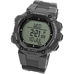 [LAD WEATHER] GPS Running watch Heart Rate Monitor/Altimeter/Odometer/Digital Compass Jogging/Walking calorie counter gps unit sport watch