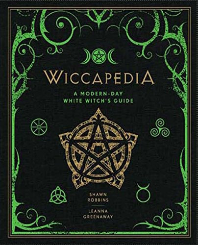 Robbins, S: Wiccapedia (Modern-Day Witch)