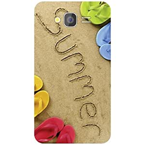 Samsung Galaxy Grand 2 Summer Matte Finish Phone Cover