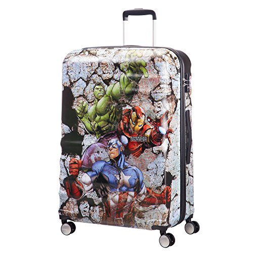 disney-wavebreaker-spinner-67-24-marvel-koffer-67-cm-64-l-avengers-rock