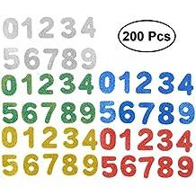 Suchergebnis Auf Amazonde Für Selbstklebende Zahlen