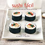 Sushi fácil: Recetas fáciles para hacer deliciosos rollos sushi en casa (TIEMPO LIBRE)