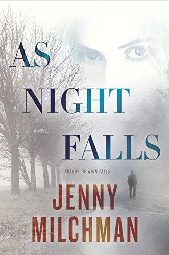 Buchseite und Rezensionen zu 'As Night Falls: A Novel' von Jenny Milchman