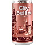 City Bellini Peach, aromatisierter Cocktail 12x0.20l