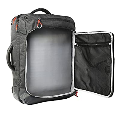 Cabin Max Santiago Cabin Approved Flight Backpack Hand Luggage 55 x 40 x 20 cm.