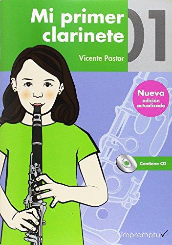 Mi primer clarinete 01 por PASTOR GARCIA V.